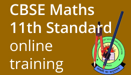 CBSE Maths for 11th Standard