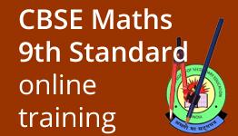 CBSE Maths for 9th Standard