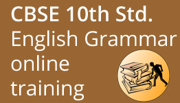 CBSE English Grammar for 10th Standard