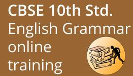 CBSE English Grammar for 10th Standard
