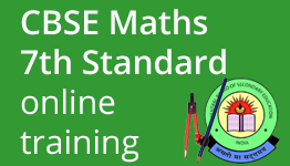 CBSE Maths for 7th Standard