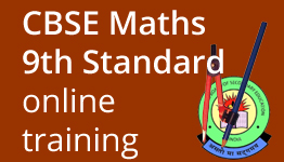 CBSE Maths for 9th Standard